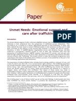 GAATW Briefing Paper Unmet Needs.10.2015