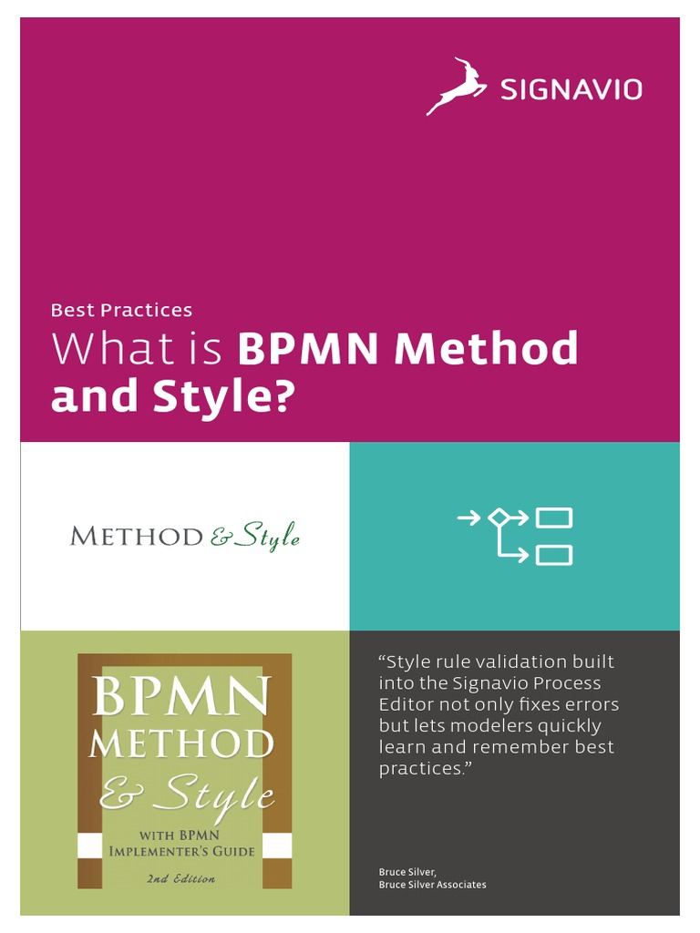 Bpmn Method And Style Pdf