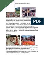 Tradiciones de Centroamerica