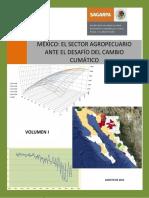 Los agricultores en Mexico enfrentan el Cambio Climatico
