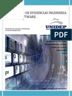 Portafolio de Evidencias Ingenieria Del Software
