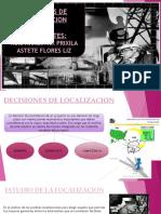 Decisiones de Tamaño de Localizacion