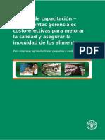 FAO Herramientas Gerenciales Costo Efectivas para mejorar la calidad de alimentosC.pdf