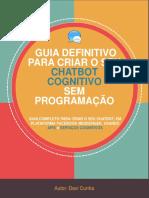 Davi Cunha eBook Criando Chatbot Sem Programacao
