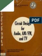 CircuitDesignForAudioAm-fmAndTv