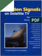 The Hidden Signals on Satellite TV