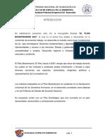 PLAN Bicenternario