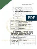 Sentencia juez de amparo Tlatlaya_agosto 2017