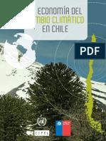 CEPAL Cambio Climatico Chile