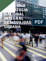 Movilidad Urbana Sustentable MUS