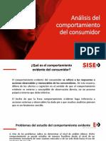 Análisis Del Comportamiento Del Consumidor sesión