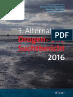 Alternativer Drogen und Suchtbericht 2016
