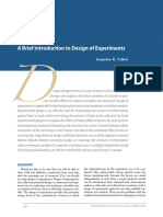 A Brief Introduction to Design of Experiments.pdf