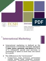 Chapter 1 (Part2) International Marketing