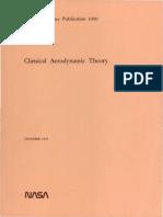 Jones Classical Aerodynamic Theory