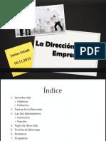 direccindeunaempresa-131104122732-phpapp01