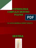 COMPLEJO DENTINO-PULPA