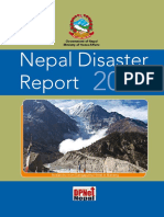 Nepal Disaster report 2015