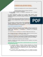 Los derechos del Contador Público en el proceso sancionatorio Contable