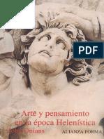John Onians - Arte y pensamiento en la época helenística. La visión griega del mundo (350 a.C - 50 a.C).pdf