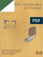 Diseño Geotécnico de Tuneles TGC