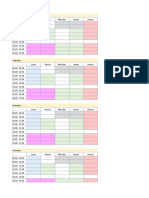Calendario Ps