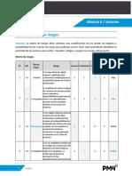 AC61 - Modulo 6 Respuesta Matriz de Riesgos