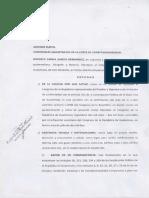 Amparo en contra del Presidente de la República caso Perenco