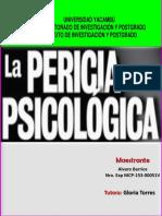 La Pericia Psicológica