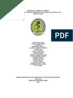 Proposal Dokumentasi Manajemen