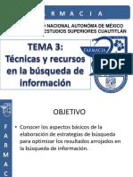 3.-Técnicas y Recursos en La Búsqueda de Información