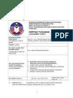 09. Assignment Sheet Cidb