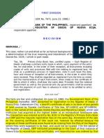1. DBP v. RD Nueva Ecija