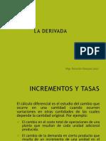 Clase2 La Derivada 2017