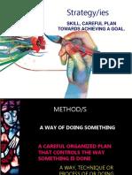 Pt Seminar methodologies and strat PPT