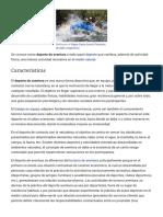 Deporte de Aventura - Wikipedia, La Enciclopedia Libre
