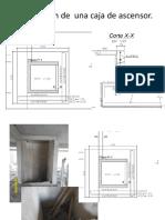 Cimentación de  una caja de ascensor -MICHELLE CARDENAS.pptx