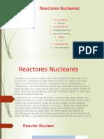 Trabajo santiago Reactores Nucleares