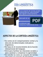 Cortesia Linguistica