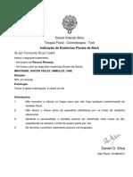 Receita - Fernanda
