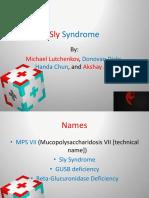 Sly Disease