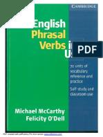 English Phrasal Verbs in Use1