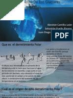Derretimiento de Los Glaciares o Polos