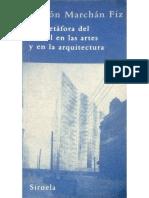 La métafora del cristal en las artes y la arquitectura - Marchán Fiz