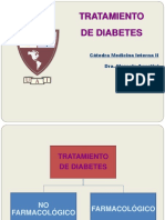Tratamiento de Diabetes - Medicina Interna II - UAI