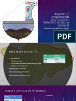 Análisis de Participación Política en el Municipio De Socha (Boyacá)