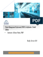 Project Management Professional NH 1-40