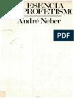 Neher, A., La esencia del   profetismo.pdf