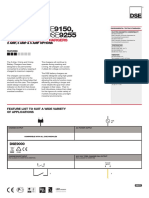 DSE91xx DSE92xx Data Sheet