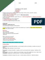 Short Notes Speech pt3